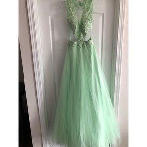 Prom Dress, Size XS